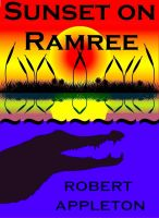 Cover for 'Sunset On Ramree'