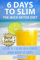 Cover for '6 Days To Slim! The Ibiza Detox Diet'