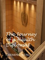 Cover for 'The Journey of a Health Diplomat'