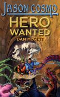 Cover for 'Hero Wanted'