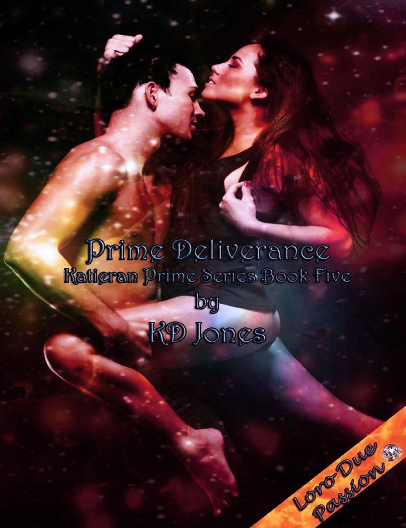 K.D. Jones - Prime Deliverance