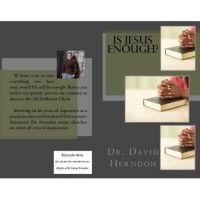 Cover for 'Is Jesus Enough?'