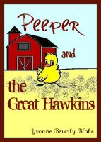 Cover for 'Peeper and the Great Hawkins'