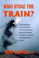 Cover for 'Who Stole the Train?'