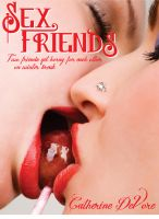 Cover for 'Sex Friends: First Time Lesbian Encounters'