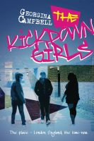Cover for 'The Kickdown Girls'