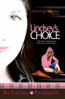 Cover for 'Lindsey's Choice'