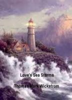 Cover for 'Love's Sea Storms'