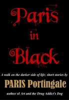 Cover for 'Paris in Black'
