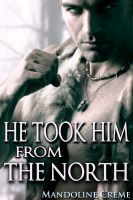 Cover for 'He Took Him From the North (Reluctant Gay BDSM)'