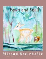 Cover for 'Fawn and Snail'