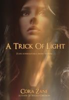 Cover for 'A Trick of Light'