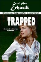 Cover for 'Trapped'