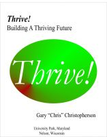 Cover for 'Thrive! - Building A Thriving Future'