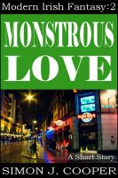 Cover for 'Monstrous Love'