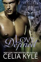 Cover for 'Love Defined'
