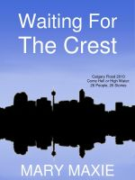 Cover for 'Waiting for the Crest'