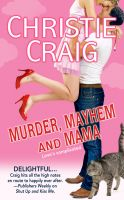 Cover for 'Murder, Mayhem and Mama'