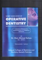 Cover for 'ShortHandbook Of Operative Dentistry'