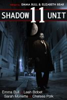 Cover for 'Shadow Unit 11'