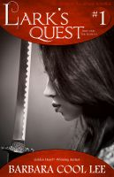Cover for 'Lark's Quest (The Deeds of the Ariane Novellas #1)'