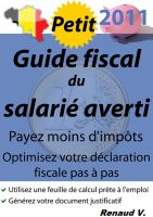 Cover for 'Petit guide fiscal du salarié averti'