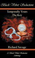 Cover for 'Temporally Yours and The Key'