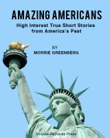 Cover for 'Amazing Americans: High-Interest Short Stories from America's Past'