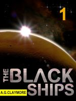 Cover for 'The Black Ships'