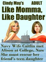 Cover for 'Like Momma, Like Daughter'