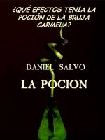 Cover for 'La poción'