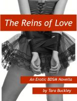 Cover for 'The Reins of Love: An Erotic BDSM Novella'