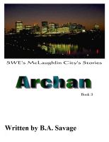 Cover for 'Archan'
