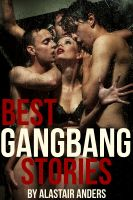 Cover for 'Best Gangbang Stories: M+/f, impregnation, arranged kidnapping, cuckolding'