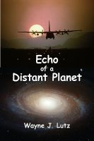 Cover for 'Echo of a Distant Planet'