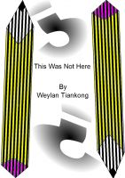 Cover for 'This Was Not Here'