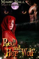Cover for 'Red and Her Wolf'