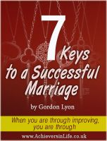 Cover for '7 Keys to a Successful Marriage'
