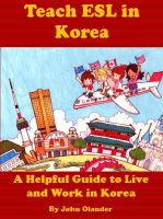 Cover for 'Teach ESL in Korea'