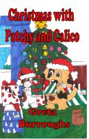 Cover for 'Christmas with Patchy and Calico'