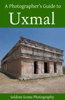 Cover for 'A Photographer's Guide to Uxmal'