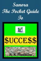 Cover for 'The Pocket Guide To Success'