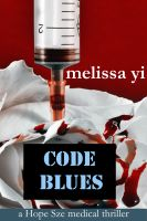 Cover for 'Code Blues'