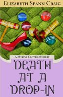 Cover for 'Death at a Drop-In'