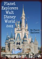 Cover for 'Planet Explorers Walt Disney World'