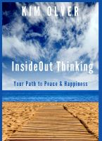 Cover for 'InsideOut Thinking-Your Path to Peace & Happiness'