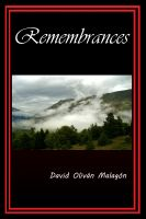 Cover for 'Remembrances'