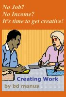 Cover for 'Creating Work'