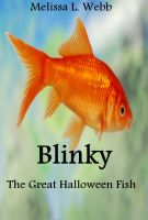 Cover for 'Blinky, The Great Halloween Fish'