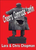 Cover for 'Cheers Comrade Lenin'